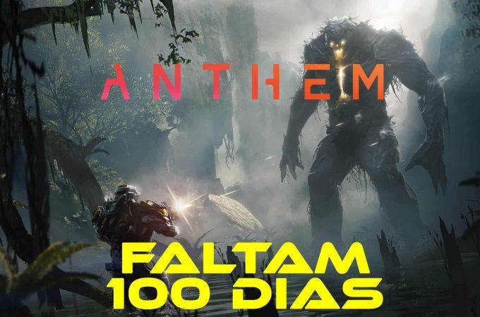 Novas informações sobre Anthem