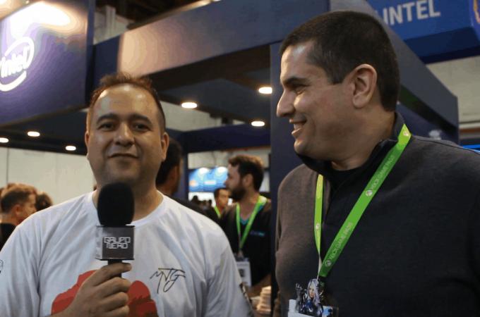 BGS 2018 – Entrevista Carlos Buarque Intel Br