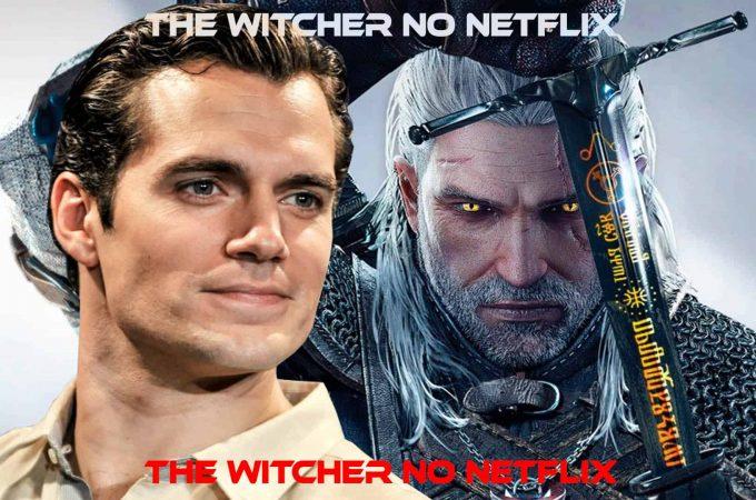 The Witcher chega ao Netflix Henry Cavill será Geralt de Rivia
